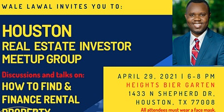 Houston Real Estate Investor Monthly Meetup tickets