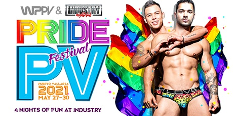 GAY PRIDE PUERTO VALLARTA 2021 tickets