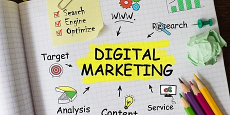Free webinar: How to Pivot from Traditional to Digital Marketing tickets