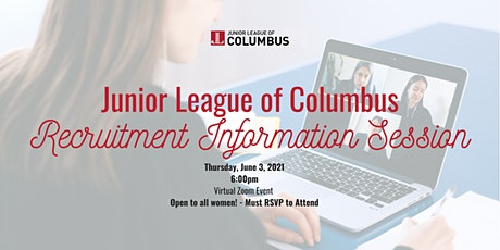 Junior League of Columbus Recruitment Information Session tickets