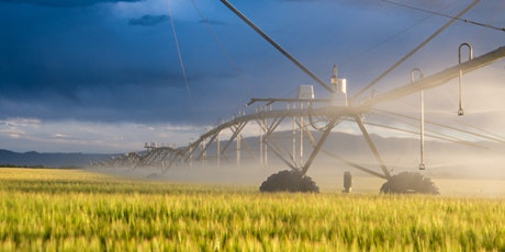 Colorado Water Plan Scoping Workshop: Innovations in Irrigation Technology tickets