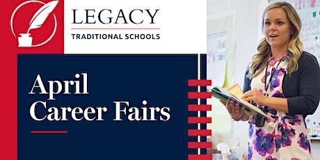 Career Fair: Legacy Traditional School - Goodyear tickets