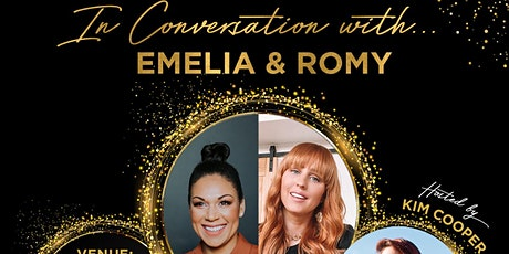 In Conversation with... Emelia & Romy tickets