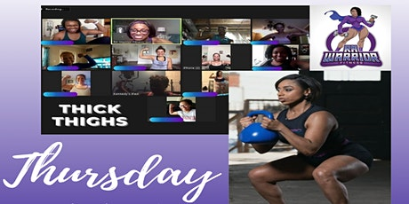 RA Warrior Fitness presents: Thick Thighs Thursday tickets