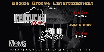 Franklin Embry & Kentucky Music Mafia (Early Show)