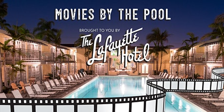 Movies by the Pool: Jumanji (2017) tickets