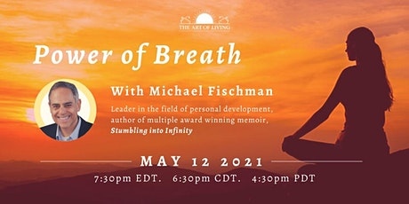 Power of Breath - An Introduction to SKY Breath Meditation tickets