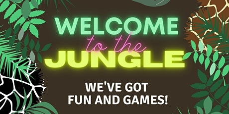 Welcome To The Jungle - 2021 Fit Kidz Convention tickets