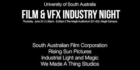 2021 UniSA Film and VFX Industry Night tickets