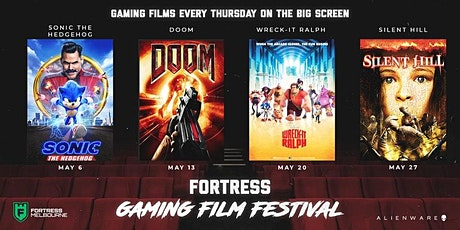 Gaming Film Festival - Sonic The Hedgehog tickets