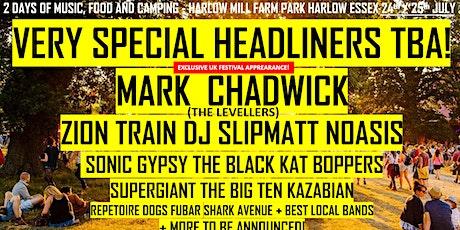 GET READY FOR: THE BREAKOUT FESTIVAL 2021! Harlow Mill Farm Park Farm Essex tickets
