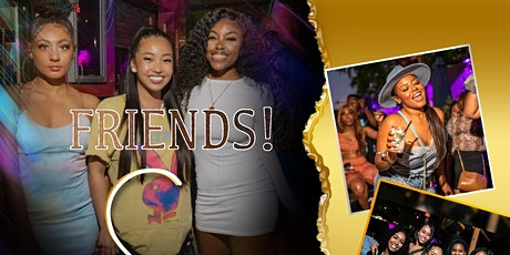 FRIENDS H-Town tickets