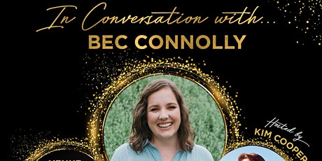 In Conversation with... Bec Connolly tickets