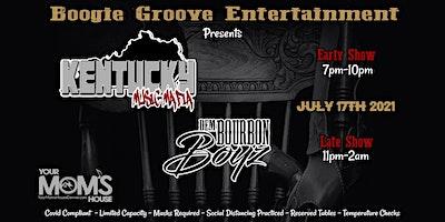Franklin Embry & Kentucky Music Mafia (Late Show)