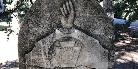 Symbolism in the Cemetery: A Historic Walking Tour tickets