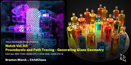 Notch Vol.02: Procedurals and Path Tracing - Generating Glass Geometry tickets