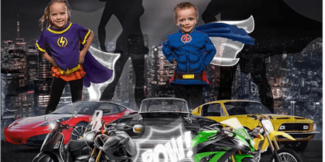 Superhero Family Fun Day - Hervey Bay tickets