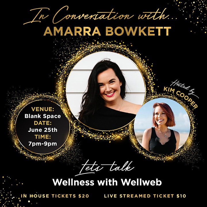 In Conversation with... Amarra from WellWeb image