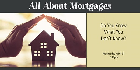 Protecting Your Mortgage tickets