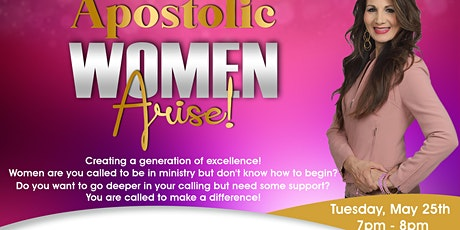Apostolic Women Arise tickets
