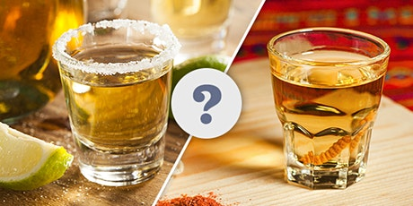 A TEQUILA VS MEZCAL SPIRIT TASTING SOCIAL WITH OPEN BAR! tickets