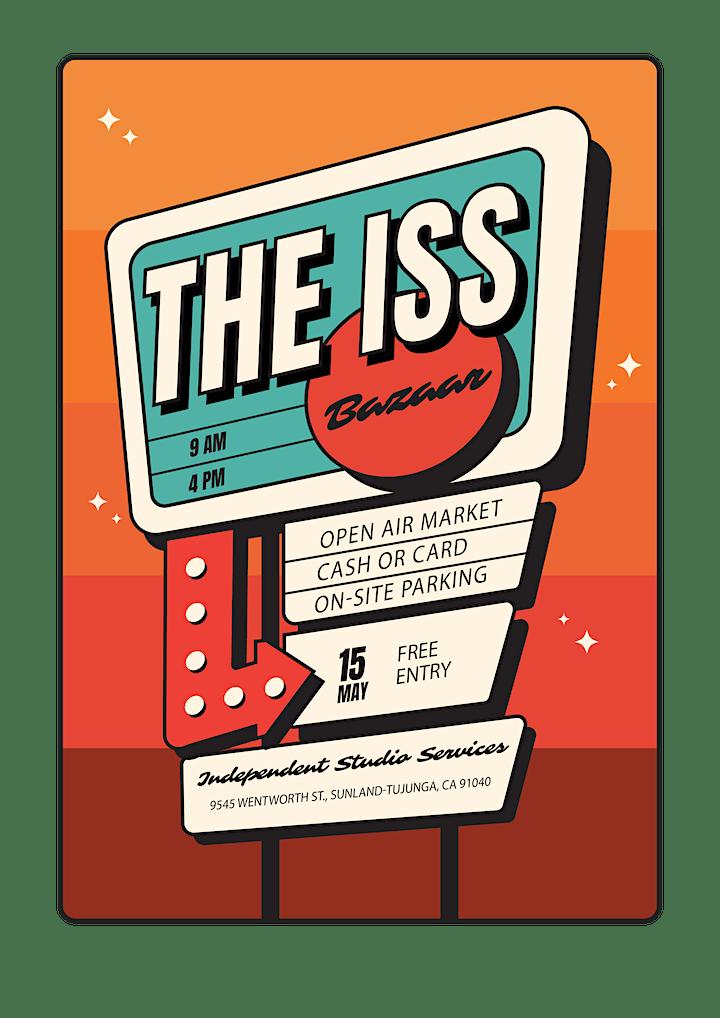 ISS Bazaar Kick-Off Event! image