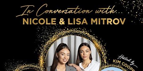 In Conversation with... Nicole & Lisa Mitrov tickets