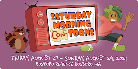 Saturday Morning CON-toons 2021 tickets