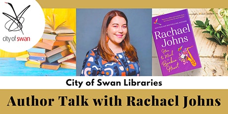 Author Talk with Rachael Johns (Midland) tickets