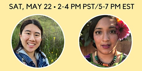 Meditation for BIWOC Healing and Grief with Alex Purple Liera & Jessica Lin tickets