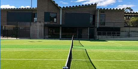 Move and Connect Activity: Social Tennis: Balwyn tickets