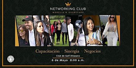 Networking Club Morelia - Diferénciate de tu Competencia boletos