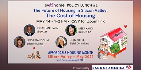 The Future of Housing in Silicon Valley: The Cost of Housing tickets