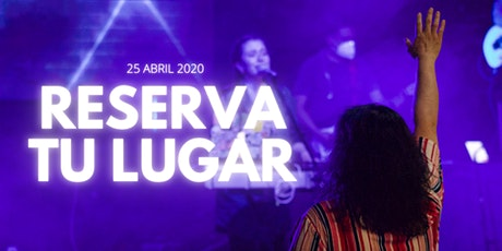 REUNIÓN PRESENCIAL - DOMINGO 25 ABRIL boletos