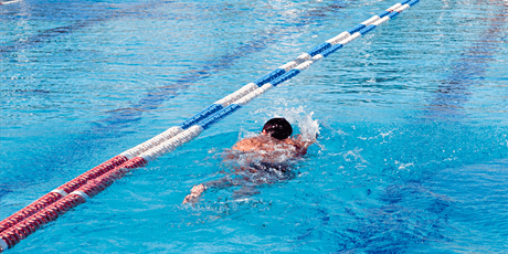 Move and Connect Activity: Casual Swim tickets