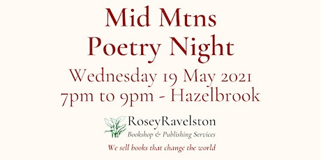 Mid Mtns Poetry Night tickets