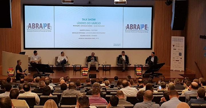 Imagem do evento FÓRUM ABRAPPE  DE PREVENÇÃO DE PERDAS 2021