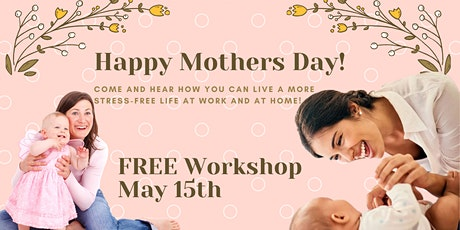 FREE YOURSELF FROM STRESS WORKSHOP tickets
