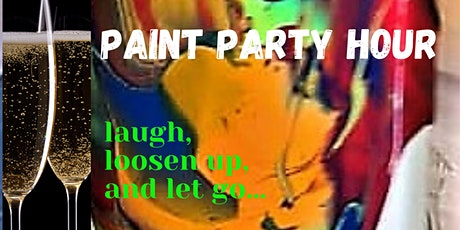 Paint Party Hour tickets