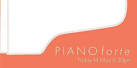 Pianoforte - Piano Faculty Concert tickets