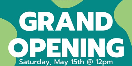 Grand Opening for NWR's Community Center tickets