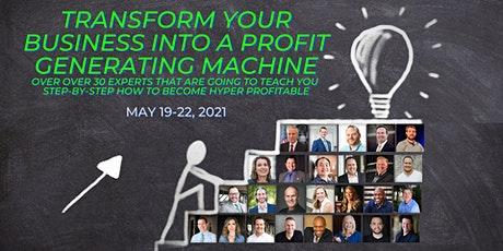 Turn Your Business into a  Profitable Operation - Virtual Summit tickets