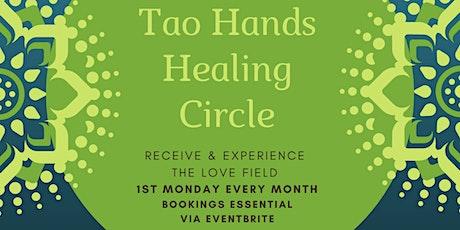 Copy of Tao Hands Healing Circle tickets