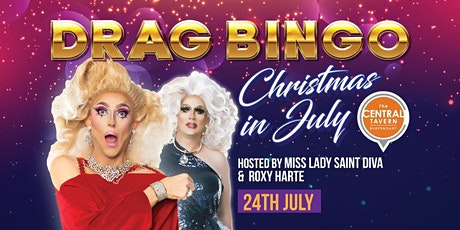Christmas in July Drag Bingo Special 18+ tickets