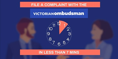 Your Complaint in 7 Minutes tickets