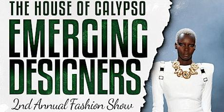 2021 Emerging Designer Fashion Show tickets