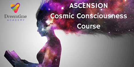 Ascension - Cosmic Consciousness by Zoom tickets