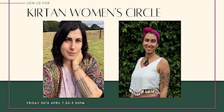 Kirtan Women's Circle tickets