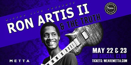 Ron Artis II and The Truth at HB Social Club (Saturday) tickets