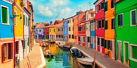 Burano - Venice Walking Virtual Tour Online tickets